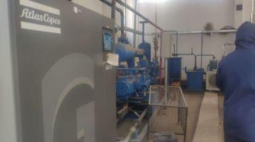 Sucre: La planta de oxígeno, con un avance del 80% y algunos inconvenientes