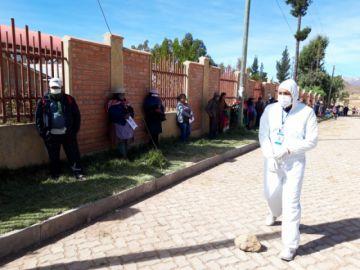 Desescalada: Casos covid-19 redujeron un 23%, según Viceministra