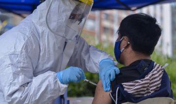 La campaña de vacunación se amplía a mayores de 18 años en Bolivia