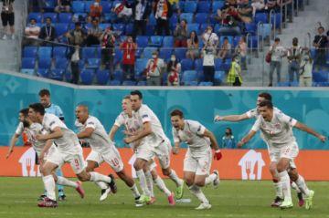 España saca el primer boleto a semifinales de la Eurocopa