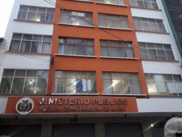 La Paz: Fiscal fue denunciado por acoso; niega responsabilidad y se someterá a investigación