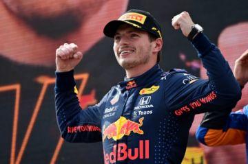 Max Verstappen logra en el GP de Austria de Fórmula 1 su tercera victoria consecutiva
