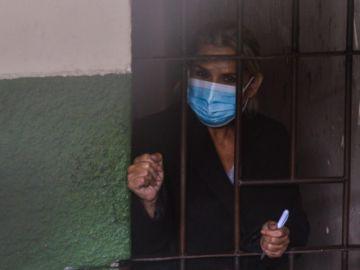 Fijan audiencia de cesación de la detención preventiva de Áñez para este martes