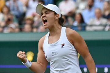 Djokovic regresa a unos cuartos de final en Wimbledon, donde Barty se estrenará