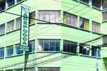 Adepcoca: Lluta pedirá al Gobierno un cuarto intermedio en el diálogo