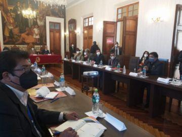 Se abre el diálogo regional que busca impulsar el desarrollo de Chuquisaca
