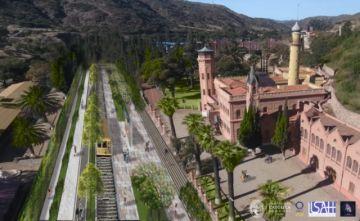El Parque Bicentenario, el sueño que pretende unir el centro histórico con La Glorieta