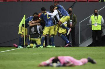 Colombia es tercero en Copa América 2021 al derrotar 3-2 a Perú