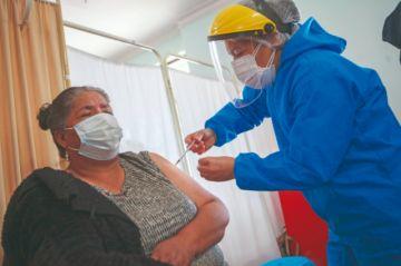 Sucre: PAI recuerda que hay tres puntos de vacunación masiva habilitados para este sábado