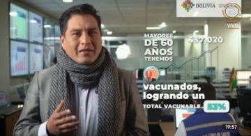 Gobierno reporta que el 11% de la población vacunable ya recibió las dos dosis