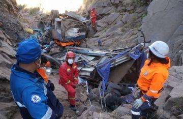 Tragedia en Chataquila: Policía y Fiscalía confirman 34 fallecidos