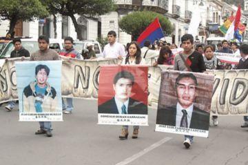 Asamblea analiza autorización de juicio por el caso La Calancha, 14 años después