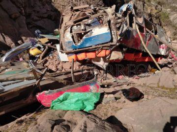 Declaran duelo de tres días en Sucre y Chuquisaca por tragedia de Chataquila