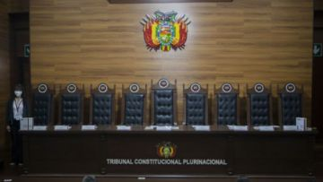 Comité de Diputados activa denuncia contra magistrado del TCP