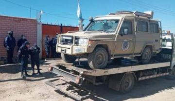 Defensa cambia a todo el personal anticontrabando tras denuncias de irregularidades