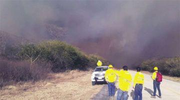 Preocupación en Santa Cruz por incendios y autorización de la ABT para quemas controladas