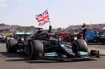 Lewis Hamilton se lleva el GP de Gran Bretaña, su victoria 99 en Fórmula 1