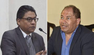 Lima afirma que envío de pertrechos se tramitó en gestión de Evo; Romero dice que no realizó pedidos