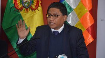 Justicia aclara que Evo no pidió material a Argentina, aunque la solicitud se hizo durante su gestión