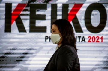 Keiko Fujimori anuncia que reconocerá resultados de balotaje en Perú