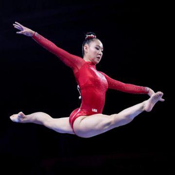 Una gimnasta estadounidense da positivo a covid-19 en Tokio 2020