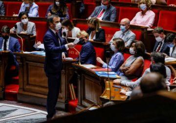 Francia registra 18.000 contagios por covid-19 en 24 horas