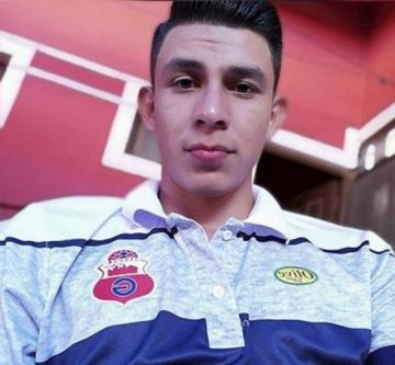 Fallece Franz Camacho, utilero de Guabirá, en un accidente de tránsito