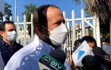 Tierras: Camacho formaliza denuncia en contra del Director del INRA por faltar a la reunión de la CAD