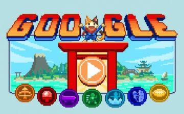 Google rinde su homenaje a los Juegos de Tokio con un doodle interactivo