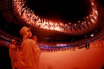 """Los """"Juegos de la Pandemia"""": La llama olímpica ya ilumina Tokio"""