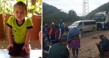 Darlin, la niña desaparecida en Santa Cruz, fue encontrada sin vida