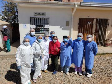 Copa entregará víveres a quienes acudan a vacunarse contra el covid-19 este domingo