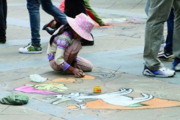 Sucre: Al menos 175 niños en riesgo de abandono o separación de su familia