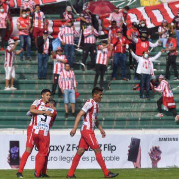 Independiente gana en casa por la mínima a Royal Pari en un duro partido