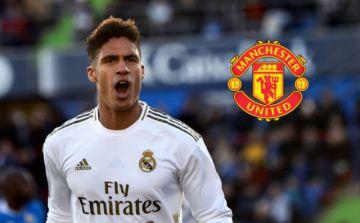 Varane deja el Real Madrid tras una década dorada y ficha por Manchester United