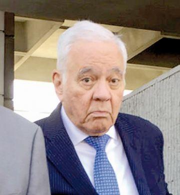 Goni presenta recurso en EEUU en el proceso por octubre de 2003 y espera ser exonerado