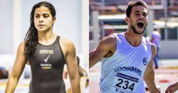 Los bolivianos Torrez y Rojas compiten este viernes en los Juegos de Tokio