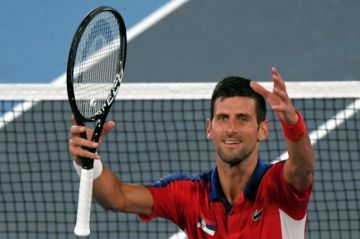 Djokovic va por el Golden Slam en Tokio 2020; Carreño, por la medalla
