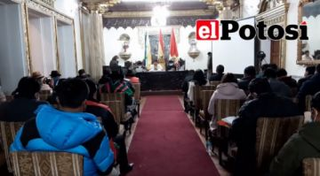 Potosí: Confirman que domos fueron emplazados de forma ilegal en el salar