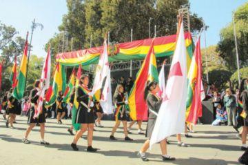 Programan desfiles y sesiones de honor en la Casa de la Libertad por el 6 de Agosto