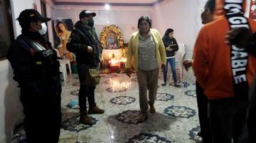 Sucre: Intervienen una fiesta religiosa y desalojan a 40 personas en estado de ebriedad