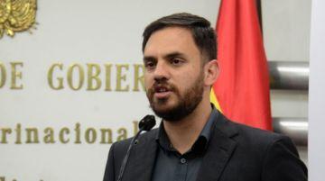 Ministro de Gobierno afirma que muerte de indígena se produjo por covid-19 y no por enfrentamientos