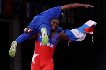 El cubano Mijaín López se instala en el Olimpo con su cuarto oro consecutivo