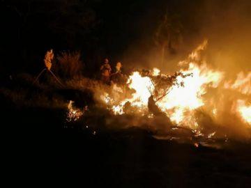 """""""Creo que hay un sabotaje"""": Montaño presenta denuncia por incendio en Viru Viru"""