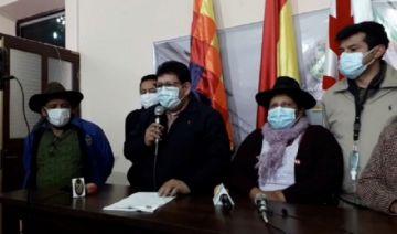Chuquisaca: Premiarán a los cuatro primeros municipios que vacunen al 90% de su población
