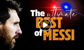 El emotivo video del Barcelona para despedir a Messi