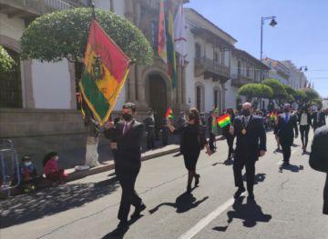 Autoridades judiciales exhortan a la reconciliación entre bolivianos