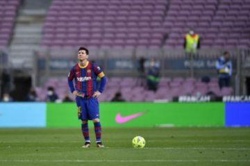 Leo Messi dará una rueda de prensa el domingo, anuncia el Barça