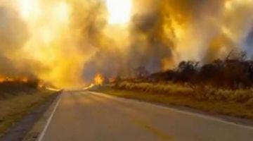 Santa Cruz: Identifican a dueños de haciendas donde se originaron los incendios