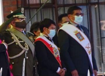 El Comando en Jefe de las FFAA ofrece una satisfacción pública a Damián Condori